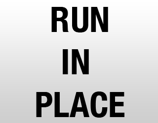 Training Tips - Running In Place | Sleek Running